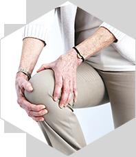 De l'arthrose du genou (après 1<sup>er</sup> avis médical)